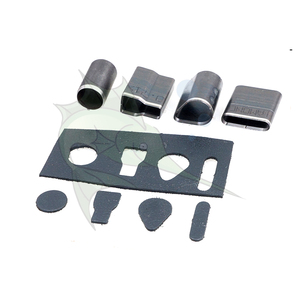 Image 3 - 39pcs/box High Qualith Leather Watch Strap Hole Puncher Pin set Assort Size Hole Puncher Tool for Leather Watch strap makers