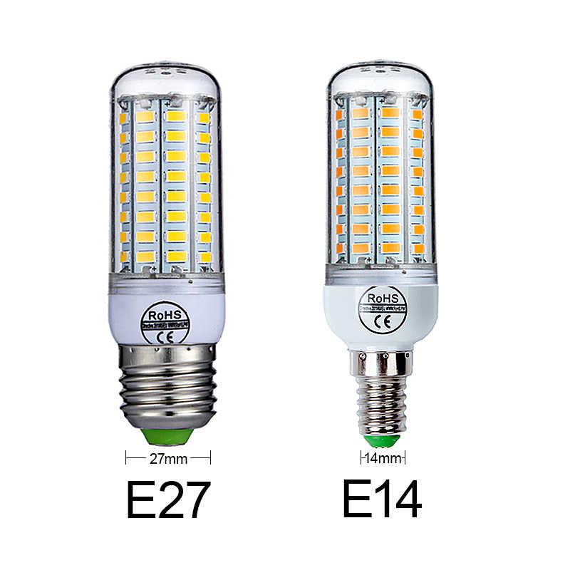 Lâmpada led e27 lâmpada led 220 v led branco quente branco frio e14 para sala de estar