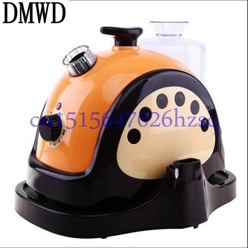 DMWD 220V 1800W Household Electric High Power Handheld Steam hanging ironing machine Solid double pole orange cukyi household electric multi function cooker 220v stainless steel colorful stew cook steam machine 5 in 1