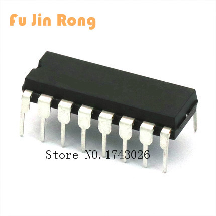 Original 10pcs/lot <font><b>CD2399F</b></font> CD2399 DIP16 Audio digital reverberation circuit SDMD IC image
