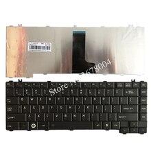 لوحة المفاتيح الجديدة ل toshiba الأقمار الصناعية C600D L640 L600 L600D L630 C640 C645 L700 L640 L730 L635 الولايات laptop keyboard