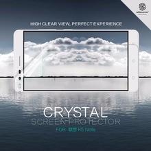 2 шт./лот Lenovo K5 Note протектор экрана NILLKIN Кристалл Super clear защитная пленка для Lenovo K5 Note с розницу пакет