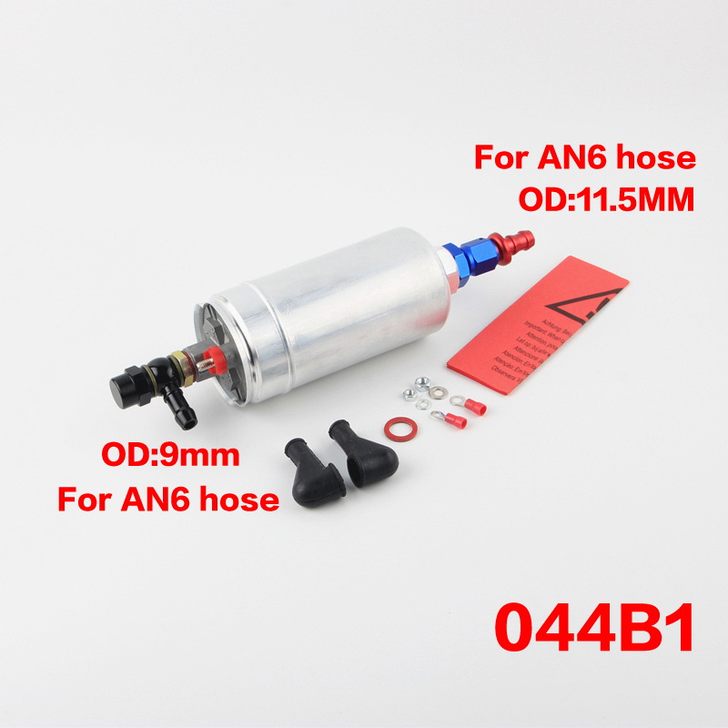 300LPH Universal Fuel Pump for HONDA FORD Mazda BMW Chevrolet Dodge 0580254044