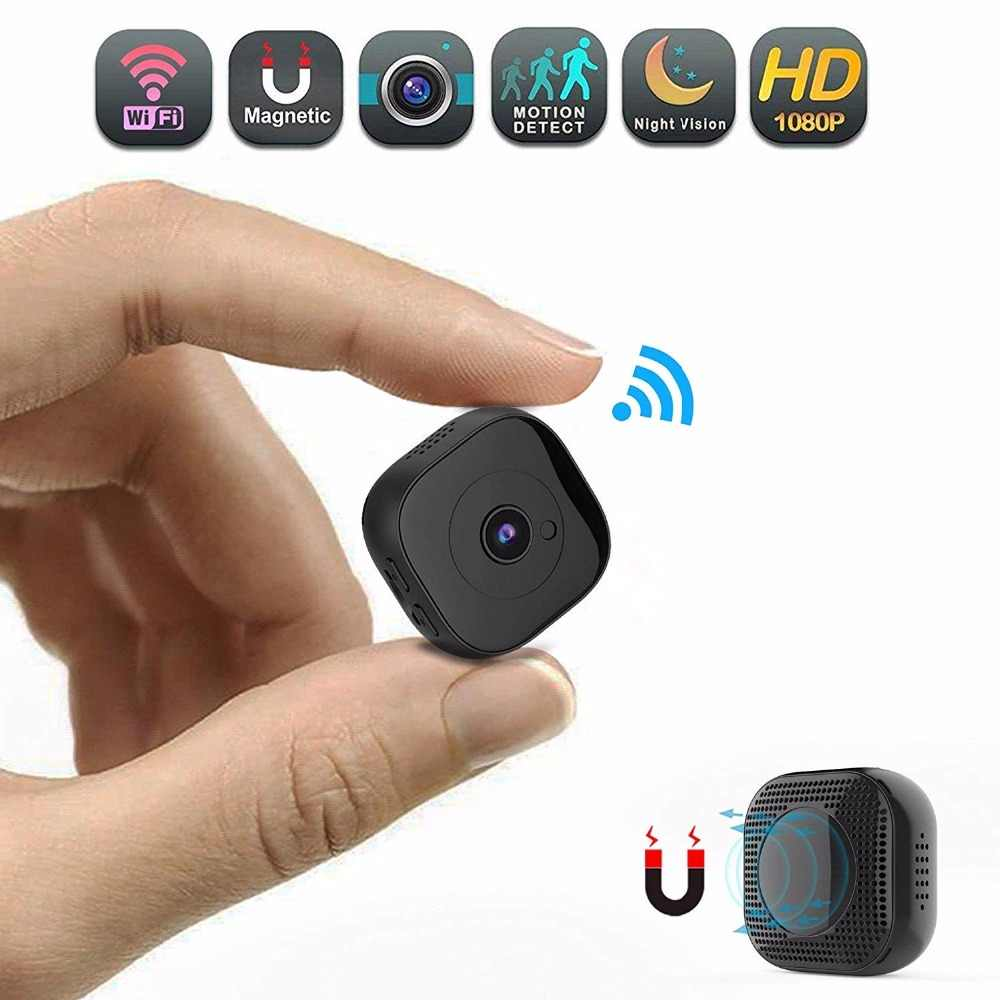 HD WiFi mini Camera sport DV Kamera 1080p 720P with Night Version Micro DVR Remote Control Motion Sensor Cam support hidden card
