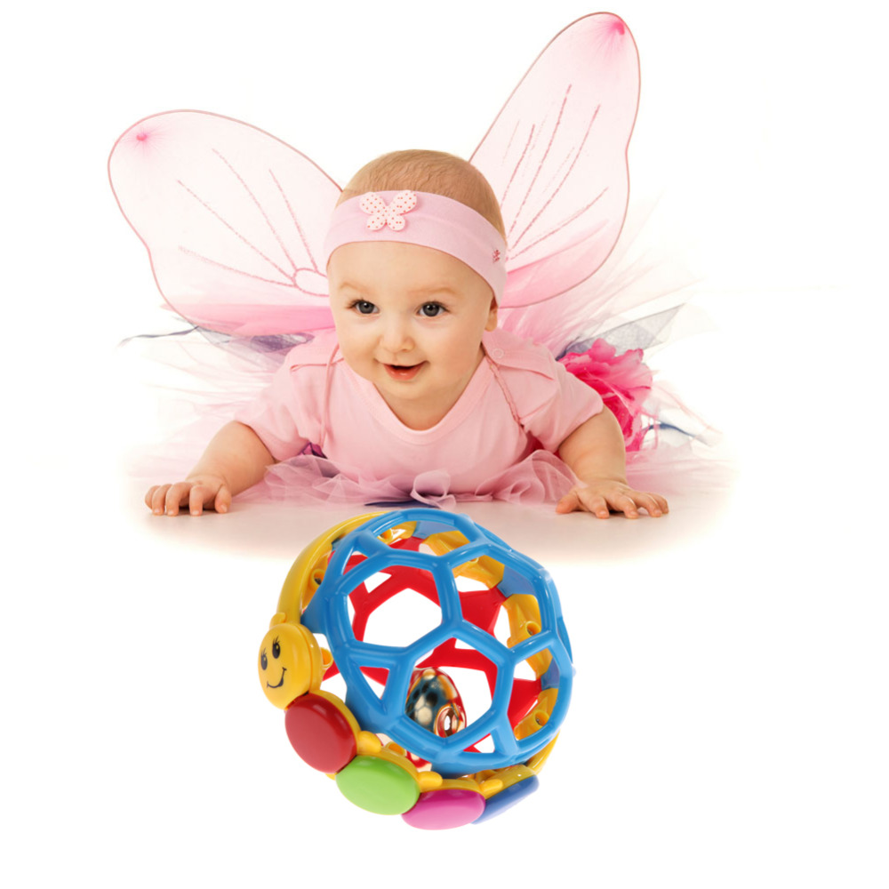 Parents Brand Baby Toys: New Baby Toys Kids Educational ToysBendy Ball Toddlers Fun