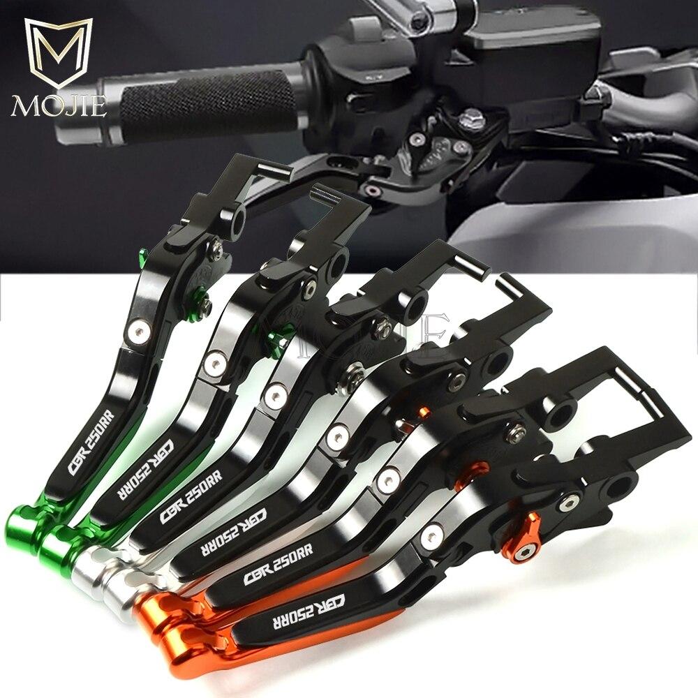 For Honda CBR250RR CBR 250RR CBR 250 RR 2017 2020 2018 2019 Motorcycle CNC Adjustable Folding