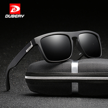 DUBERY Polarized  Sunglasses For Men  Driving Fashion Brand