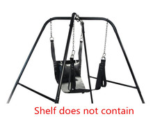 Genuine Leather Sex swing Adult couples alternative fun hammock passion swing toys adult supplies body style love furniture