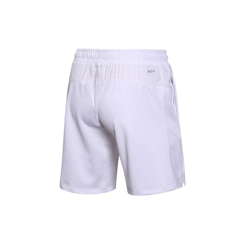 Li Ning Для мужчин Шорты для женщин Шорты для бадминтона конкурс дно в сухом Regular Fit комфорт дышащий Li Ning Спортивные шорты aapm149