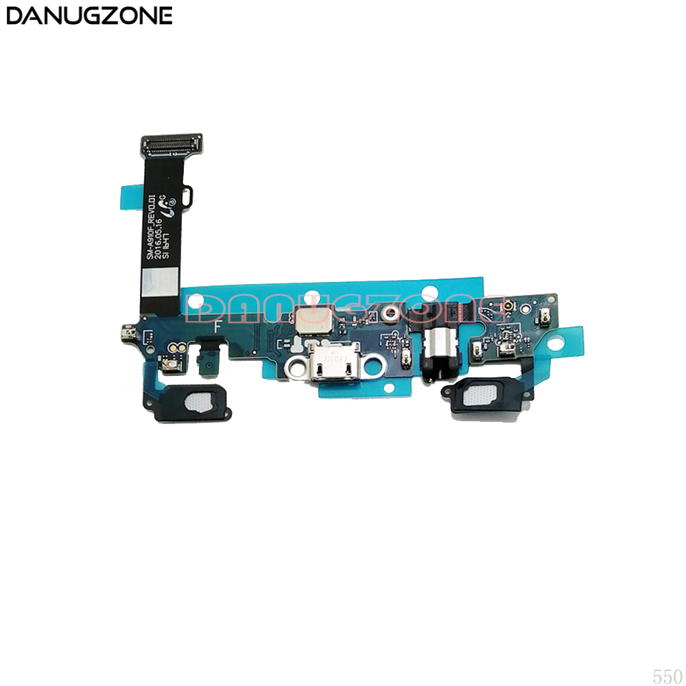 USB Charging Dock Connector Charge Port Socket Jack Plug Flex Cable For Samsung Galaxy A9 Pro 2016 A910F SM-A910F