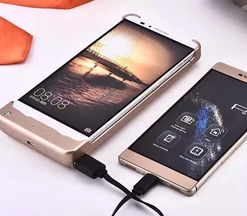 powerbank custodia huawei