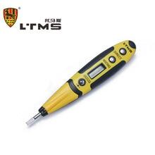 Professional Ac/Dc 12-220V Test Voltmeter 16cm Voltage Detector Tester Digital Electrical Pen With LED Lighting Diagnostic tools