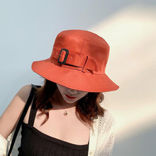 NEW Korean Version Cusual Outdoor Fashion Personality Along the Sunshade Fisherman Women Hat