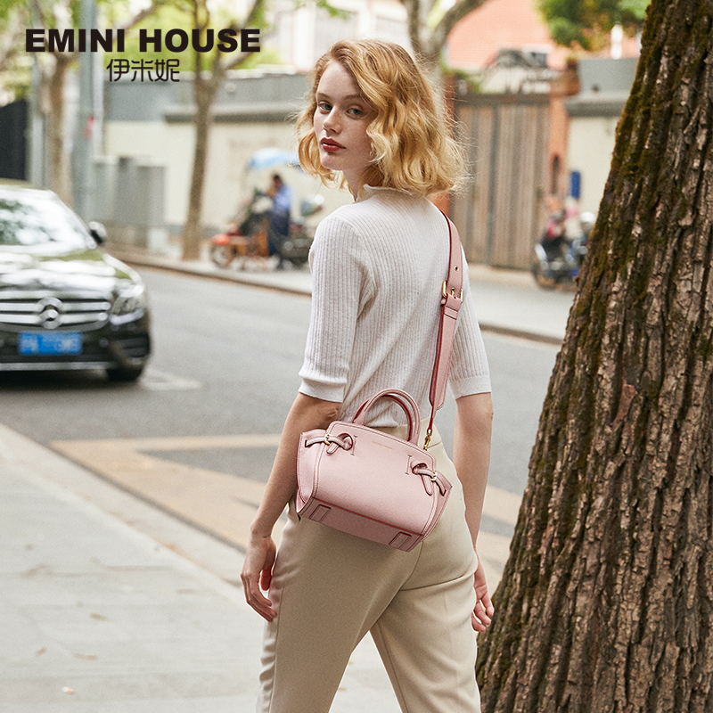 EMINI HOUSE Litchi Grain Wings Hand Bag Woman Purses And Handbags Bags For Women 2018 Split
