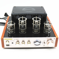 Nobsound MS 10D MKII Hifi 2 0 Amplifier USB Home Audio Tube Amp 25W 2 220v