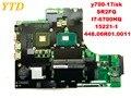 Оригинальная материнская плата для ноутбука Lenovo ideapad y700-17isk SR2FQ I7-6700HQ 15221-1 448.06R01.0011 протестирована  бесплатная доставка