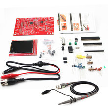 DIY DSO138 2.4 TFT Digital Oscilloscope Kit Parts for Making Electronic Diagnostic-tool Learning Sale