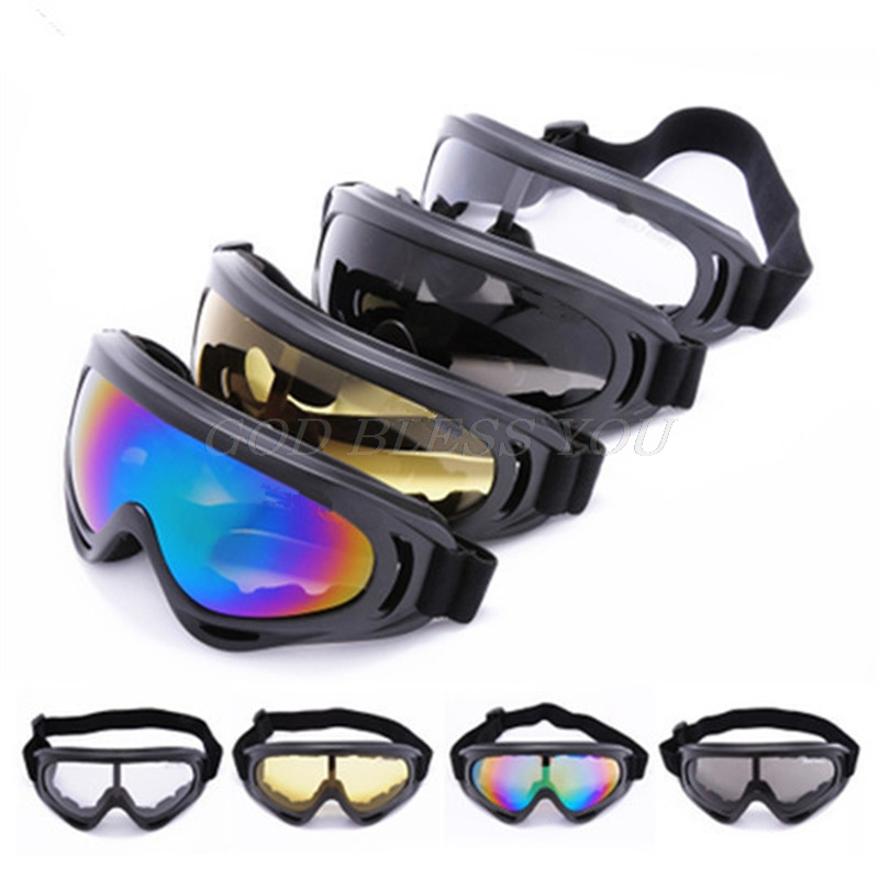 Новые уличные спортивные ветрозащитные очки, очки для сноуборда, пылезащитные солнцезащитные очки, мотоциклетные лыжные очки, линзы, оправа, очки для пейнтбола
