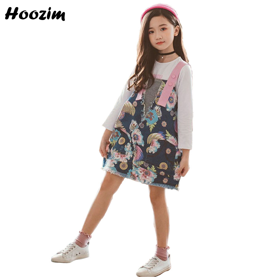 Spring Suit For Girls 8 9 10 11 Age Cute Long Sleeve T ...
