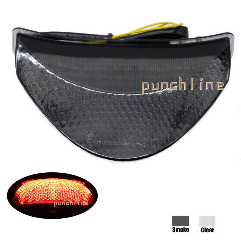 For HONDA CB 600F CB600F HORNET 2006 2007 2008 2009 2010 Motorcycle Accessories LED Tail Light Smoke radiator grille guard cover for suzuki gsr400 gsr 600 2006 2007 2008 2009 2010 2011 2012 protector motorcycle accessories