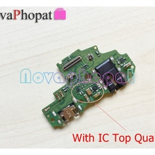 Novaphopat For Huawei P Smart / Enjoy 7s Charger Port USB Charging Connector Connect Flex