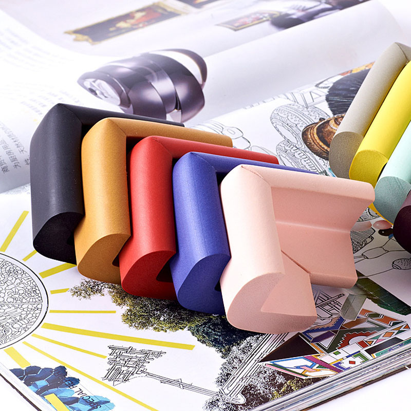 10Pcs/lot Thicken Corner Guards Protection Baby Safety Corner Guards Glass Coffee Table Corner Collision Protective Toddler Safe