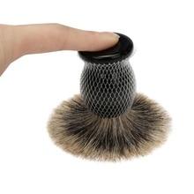 1PC Shaving Brush Pure Badger Hair Shaving Brush Shave Tool Shaving Razor Brush цена и фото