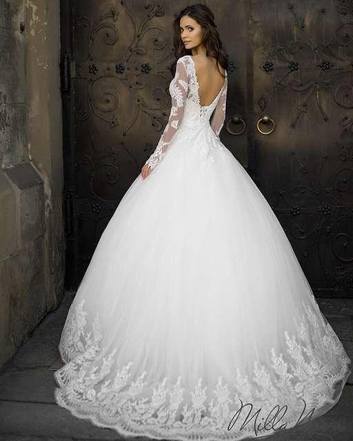 d4f864d1b26e5 Online Shop Vestidos De Novia Bridal Gown Rustic Korean Vintage Long Sleeve  Lace Wedding Dresses Ball Gown Princess Wedding Dresses 2019