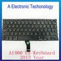 Teclado Do Portátil Novo Para Apple Macbook Air de 13.3 polegadas a1466 Teclado EUA Teclado de Substituição 2013