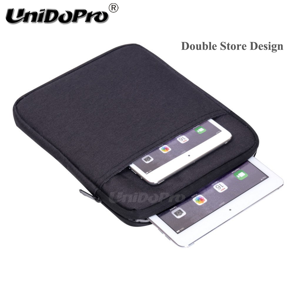 buy online 7342c ab955 US $8.39 30% OFF|Waterproof Sleeve Case for Samsung Galaxy Tab E Lite T113  T116 , Tab4 7.0 T230 T231 T235 , Tab S2 8.0 T710 T715 Pouch Bag Cover-in ...