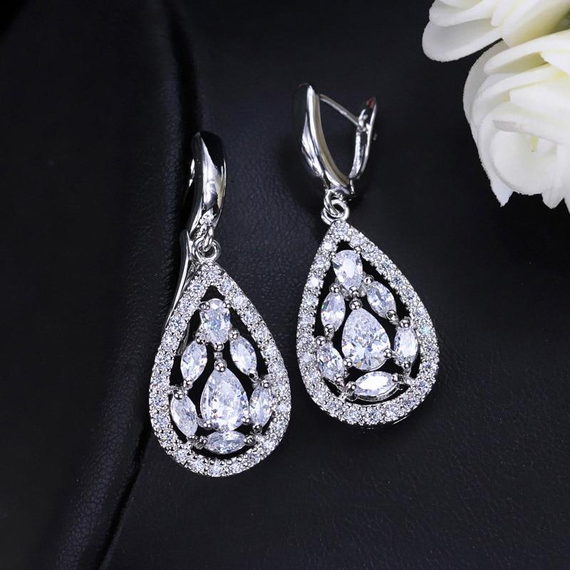Water Drop Earrings 4