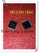 5pcs/lot   MC33911BAC MC33911 TQFP32