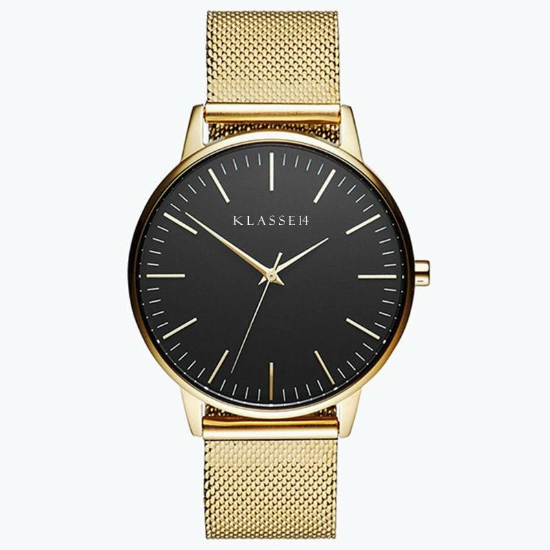 Watches Good Susenstone Mens Top Brand Luxury Fashion Watch Men Ultra Thin Steel Mesh Watches Women Dress Quartz Lovers Watch Orologio Uom