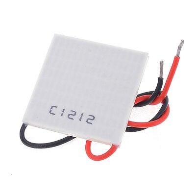 C1212 Semiconductor Refrigeration Chip Tablet DC12V 12A White tec1 12706 semiconductor refrigeration tablet white red black