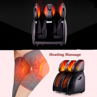 2019 NEW Present!!3D Airbag Foot Massager Infrared Heating Rolling Shiatsu Foot Massager Free Shipping