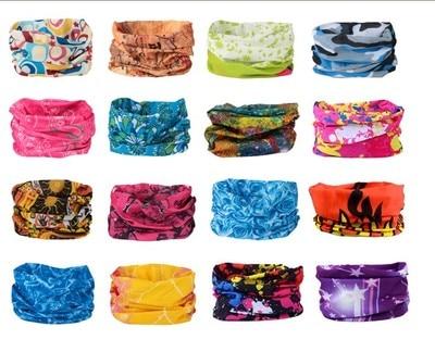 Mixed Batch Multifunctional Headwear Neck Bandana Multi Scarf Tube Mask Cap Large Number Of Style Wholesale/Retail