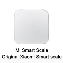 Original xiaomi Mi Smart Weighing Scale Xiaomi Digital Scale electronic Scale Support Android 4.4 iOS 7.0 Above Bluetooth 4.0