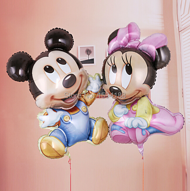 Super 10pcs/lot newest minnie mouse balloon foil mickey mouse ballon for  LH-95