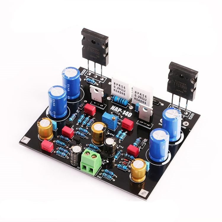 PK LM3886 AB Amplifier Board PCB Finished Board Kit 80W 1 0 channel NAP140  Power Amplifier Kit Class