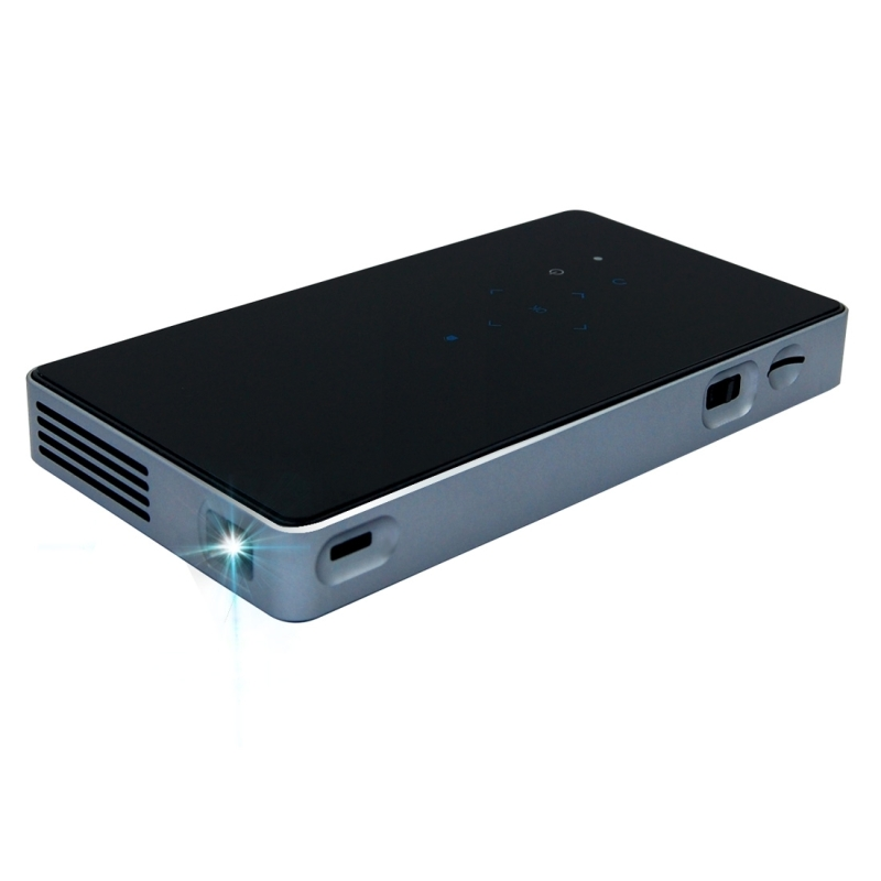 Portable Pico Projector LED Wifi Smart DLP Projector RK3128 Android 4.4 Bluetooth Projector HDMI/USB for Business/