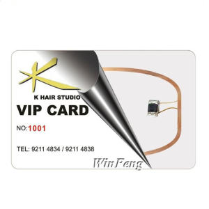 ISO14443A Access-Control-System Smart-Card RFID 3500pcs PVC for Customized CMKY Printing