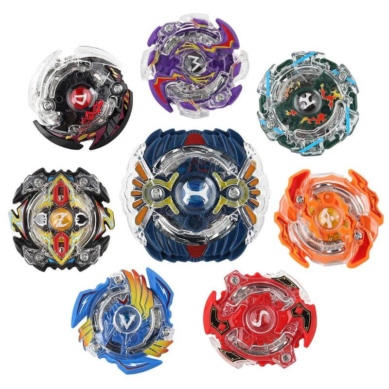8 Styles Metal Alloy Battle Burst Gyro Fighting Gyroscope Spinning Top Toys Children Kids Classic Toys