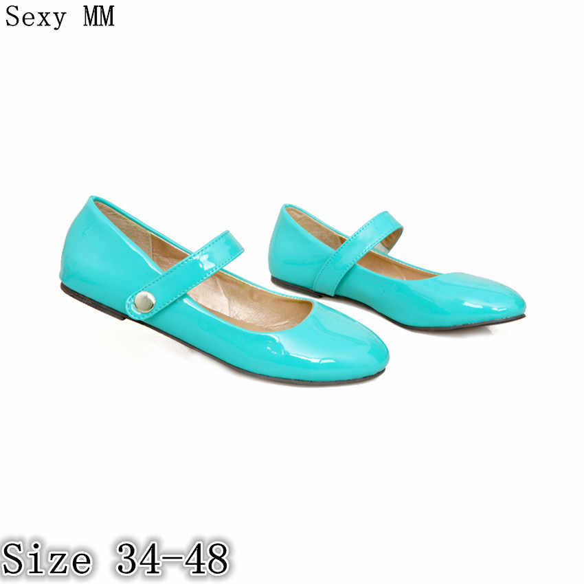 92a87746d66b Shoes Woman Slip On Shoes Loafers Girl Ballet Flats Women Flat Shoes Soft  Comfortable Plus Size