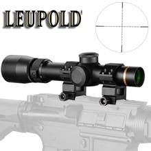 LEUPOLD 1.5-5X20 Riflescopes HuntingScope w/ Mounts High Quality