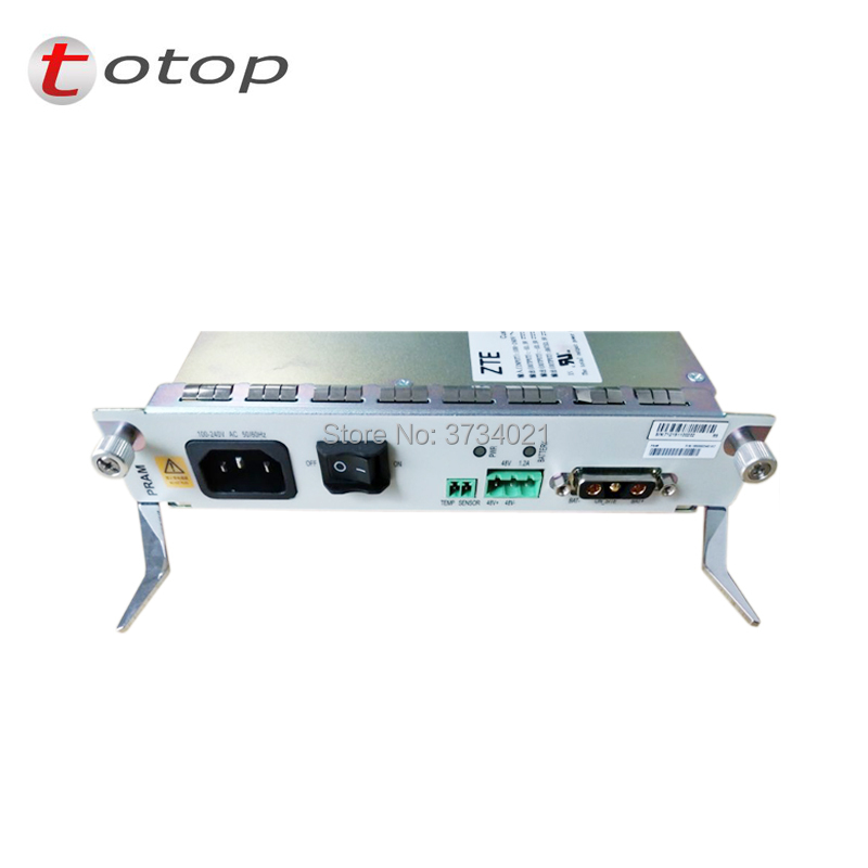 ZTE PRAM DC AC Power Card 220V power Board Moudle Use for ZTE ZXA10 C320 OLT Optical Line TerminalZTE PRAM DC AC Power Card 220V power Board Moudle Use for ZTE ZXA10 C320 OLT Optical Line Terminal