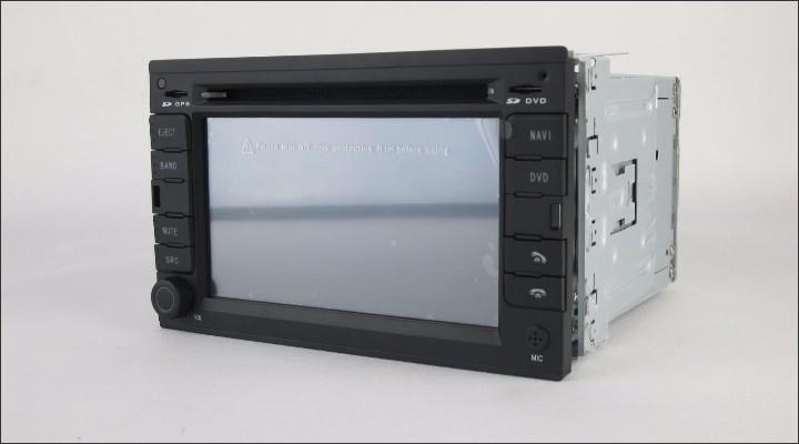 Stereo Navigasi Jumpy/Pengiriman/Berlingo-Mobil Citroen 5