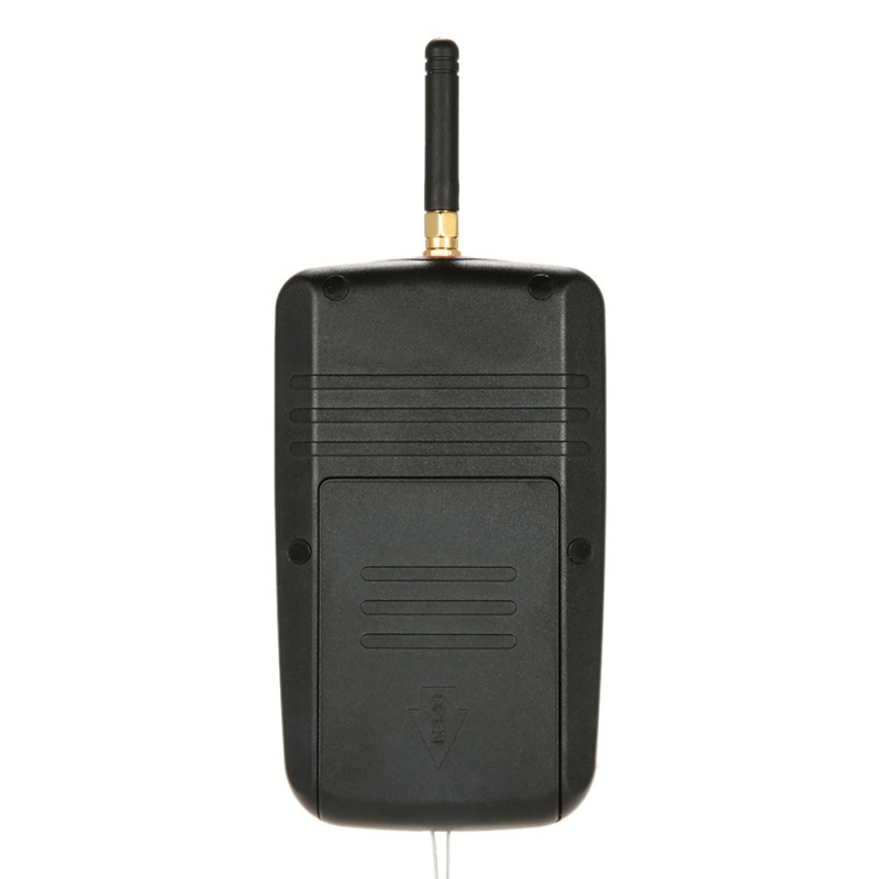 Offre spéciale Alarme 100 M Portable Sonar LCD Sans Fil Fish Finder leurre De Pêche Sondeur De Pêche Finder sondeur Anglais - 5