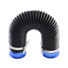 Best Buy Multi Flexible Intake Air Pipe Tube Car Modification Supplies Telescopic Tube Ventilation Tube Flexible Intake Air Pipe 76MM