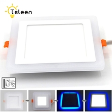 Modes Dual Color Led Recessed Ceiling