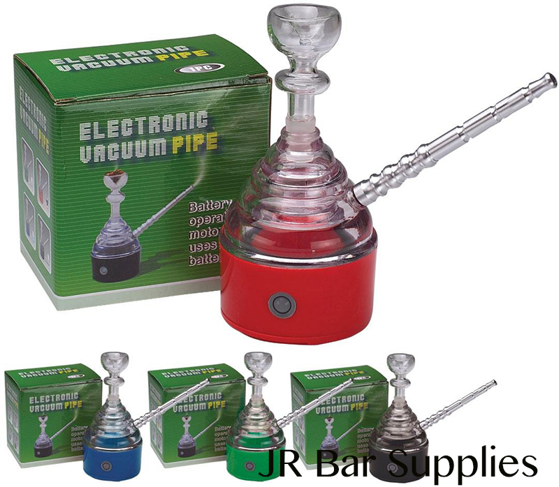 Electronic Vacuum Pipe Smoke Gun RANDOM COLOR-in Other Bar Tools from Home & Garden on